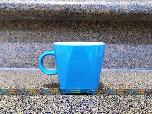 Ly cà phê Cappuccino dáng vuông