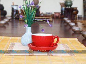 Ly cà phê Cappuccino men mát