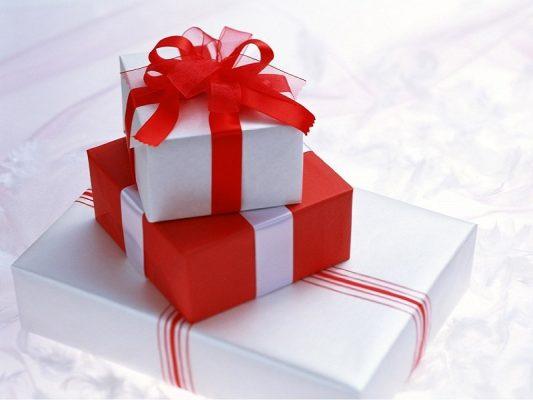 quà tặng cán bộ công nhân viên
